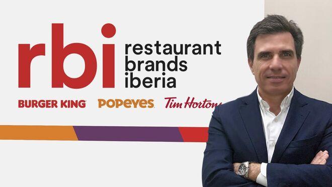 Jesús Soto se une a la cúpula de Restaurant Brands Iberia
