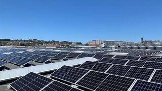 Estrella Galicia pone en marcha una planta fotovoltaica