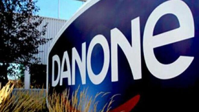 Las ganancias de Danone retroceden casi el 2% en el primer semestre
