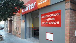 Charter abre en Valencia capital un nuevo supermercado