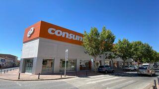 Consum estrena su tercer súper del año en Mota del Cuervo (Cuenca)