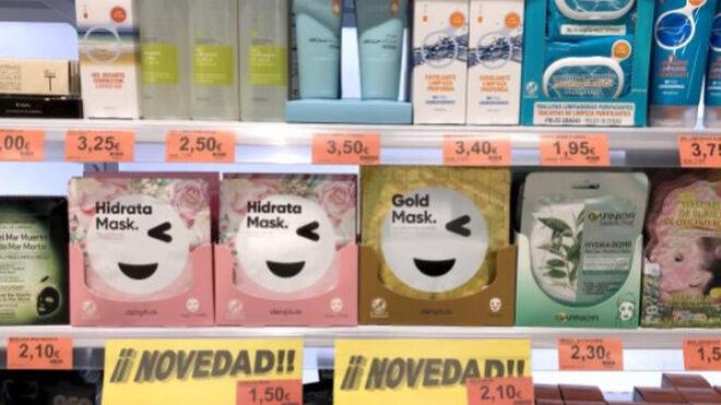 Mercadona vende 6.500 unidades al día de sus nuevas mascarillas faciales