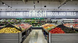 Amazon consolida su cadena de supermercados con tienda física