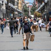 Madrid recupera la alegría por las compras mientras que Cataluña retrocede