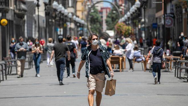 La pandemia desploma el tráfico peatonal y las visitas a las tiendas