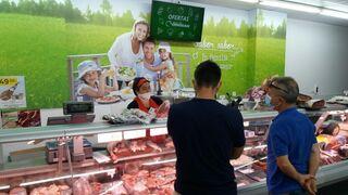 La brecha de precios de los alimentos en origen y en tienda superó el 47% durante la crisis