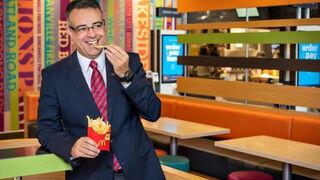 Luis Quintiliano, nuevo director general de McDonald's en España