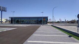 Lidl invierte 5,8 M en sus nuevos súper de Valladolid y Zaragoza
