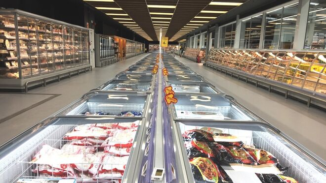 GM Food invierte 5,2 millones para potenciar su sección de frescos en tres cash&carry