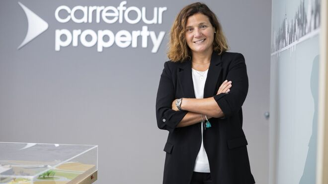 Carrefour Property refuerza su gestión con la designación de Auxiliadora Martínez