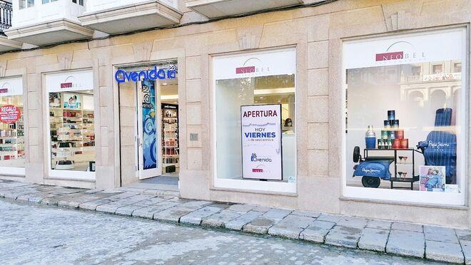 Perfumerías Avenida estrena en Ferrol (A Coruña) una de sus mayores tiendas
