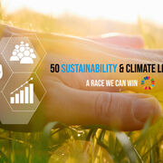 SSI Schaefer se une a la iniciativa 50 Sustainability & Climate Leaders