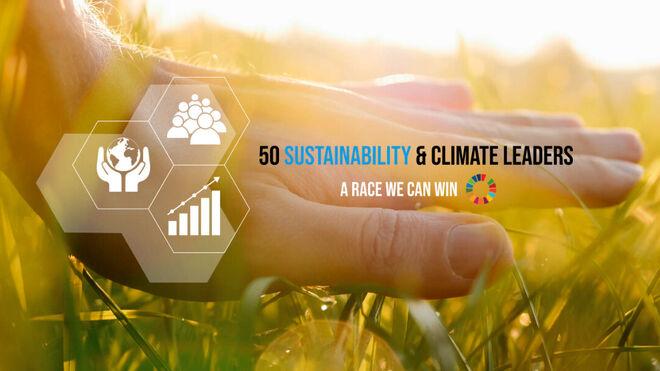 SSI Schaefer se une a la iniciativa 50 Sustainability & Climate Leaders