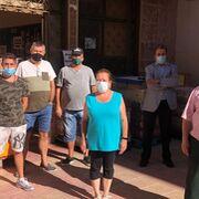Mercadona dona a Cáritas La Fortuna (Leganés) 3.000 kilos de alimentos