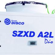 SZXD A2L: equipos para refrigeración con nuevos gases libres de tasas