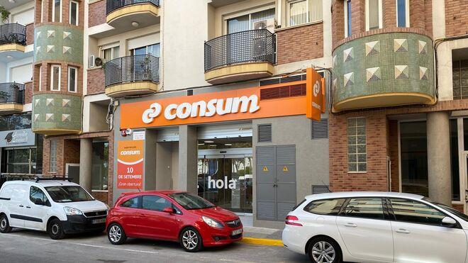 Consum desembarca en Onda (Castellón) con su cuarto supermercado del año
