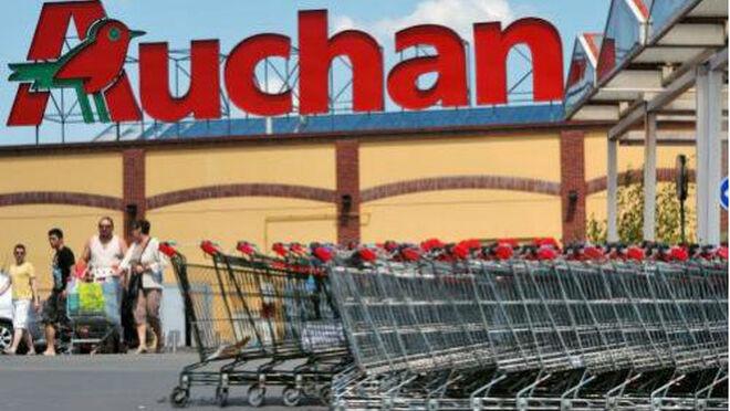 Auchan recortará su plantilla en Francia con la eliminación de 1.475 empleos