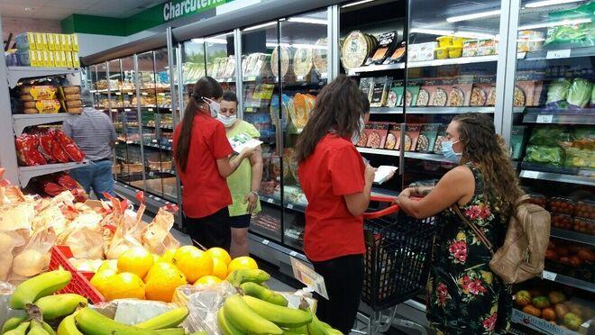 Los alimentos se encarecieron el 2,2% en agosto respecto a 2019