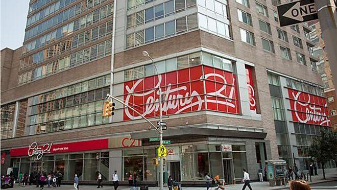 Los grandes almacenes Century 21 de EE.UU. se declaran en bancarrota