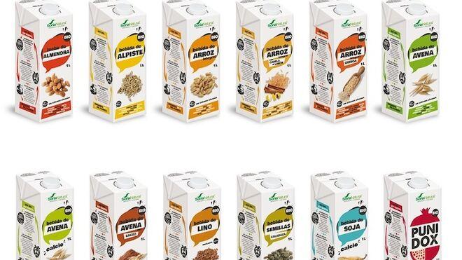 Soria Natural escoge envases sostenibles de Tetra Pak para sus bebidas vegetales