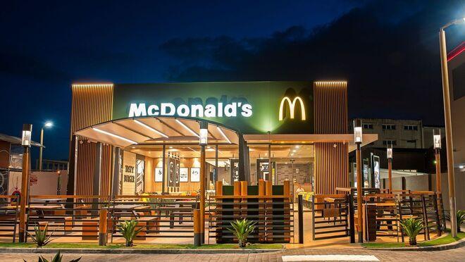 McDonald's lanza una hamburguesa 'muy española' para apoyar al sector primario