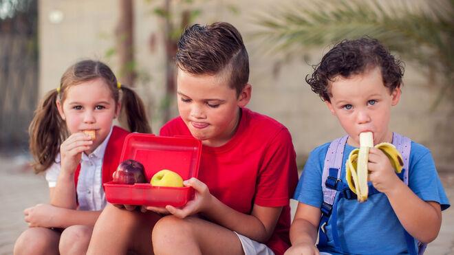 Diez consejos para acertar con la alimentación de los niños