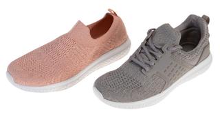 Lidl presenta sus primeras zapatillas hechas con botellas de plástico