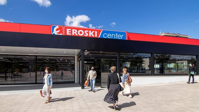 Eroski crece en Navarra con un nuevo súper en Zizur Mayor