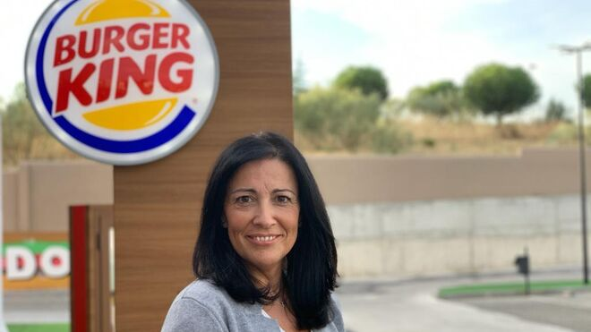 Beatriz Faustino: de McDonald's a Burger King