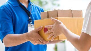 El sector de mensajería y paquetería facturó el 5% más en 2019