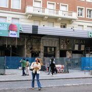 Aldi se instalará en los antiguos cines Roxy de Madrid