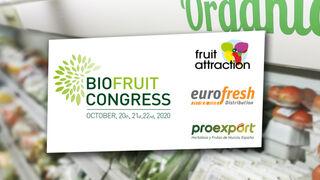 Biofruit Congress 2020 se centrará en la demanda más sostenible
