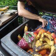 La gran distribución reduce el 45% su índice de residuos alimentarios
