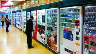 El negocio del vending generó 2.365 M en 2019, el 1,7% más