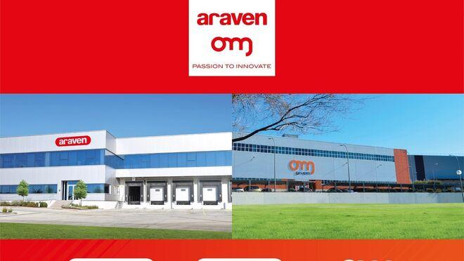 Araven y Grupo OM acuerdan su integración