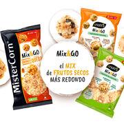 """Grefusa presenta Mix&GO,  el mix de frutos secos """"más redondo"""""""
