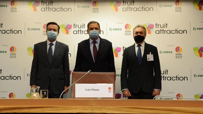 "Fruit Attraction arranca su ""primera y excepcional"" edición telepresencial"