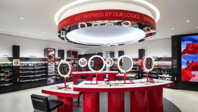 MAC Cosmetics se reinventa en el Queens Center de Nueva York en tiempos de Covid