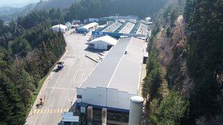 La planta de Nestlé en Viladrau, certificada por su uso responsable del agua
