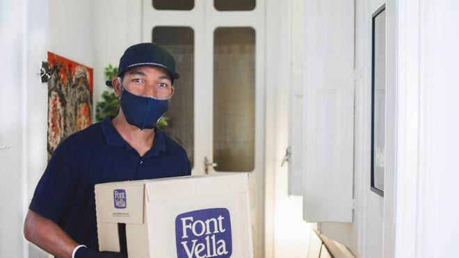 Font Vella amplía su servicio online en Cataluña