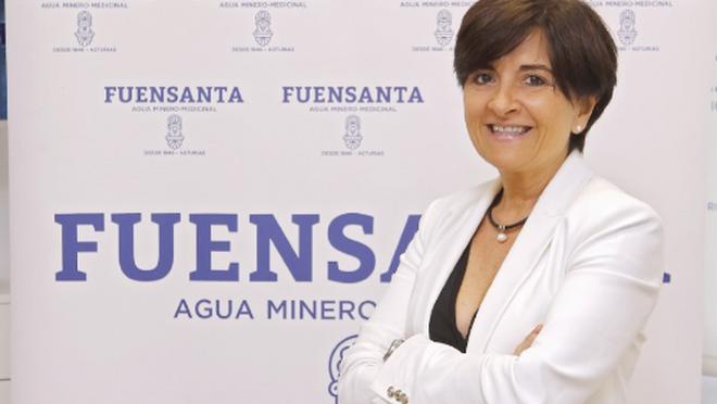 Esther Cueli (Fuensanta), elegida vicepresidenta del Club de Calidad