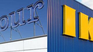 Alianza logística entre Carrefour  e Ikea en España
