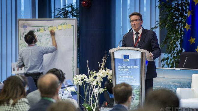 Felipe Medina (Asedas) nuevo consejero del Comité Económico y Social Europeo