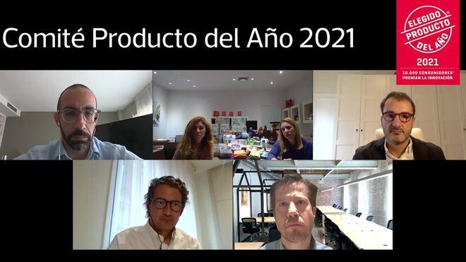 Auge de productos saludables entre las candidaturas a Producto del Año 2021