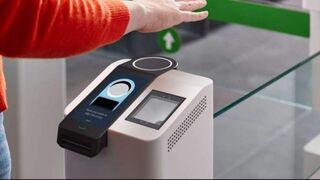 Amazon presenta su sistema de pago con la palma de la mano
