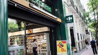 Crecer con tiendas de proximidad, prioridad para Alexandre de Palmas (Carrefour)