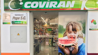 Covirán avanza en su expansión con un nuevo súper en Jaén