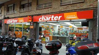 Charter estrena un supermercado en Barcelona capital