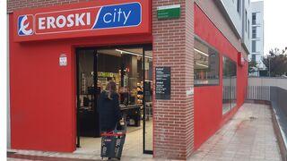 Eroski inaugura dos supermercados franquiciados City en Granada y Sarriguren (Navarra)