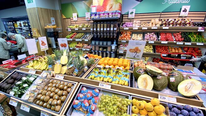 Nuevo supermercado Spar en Barcelona